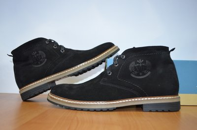 Зимние кожаные ботинки Вип.