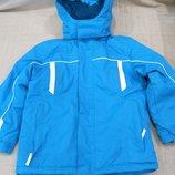 Продам в новом состоянии,фирменную Impidimpi, красивенную термокуртку,4-6 лет.