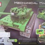 Конструктор Военная машина 453 детали на радиоуправлении