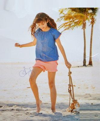 туника для пляжа Dana Schweises Германия размер 98-104 см