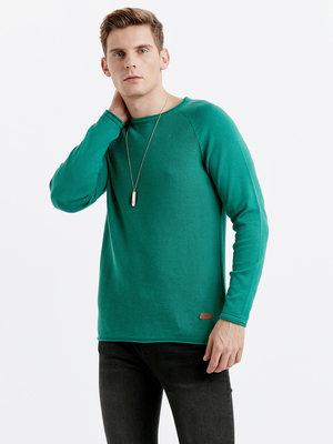 Мужской свитер бирюзовый LC Waikiki / Лс Вайкики