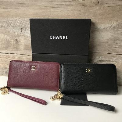 02867975c9c6 Женский кожаный кошелёк Chanel Шанель красный клатч портмоне. Previous Next