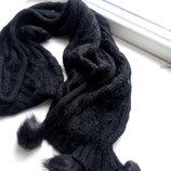 Мягкий теплый шарф C&A