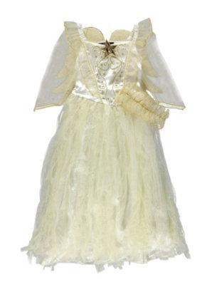 Бесподобный костюм ангела полный комплект 5-7 лет