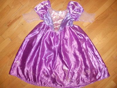 Карнавальные платья принцесса Рапунцель