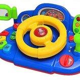 Развивающая игрушка для малышей - Я тоже рулю
