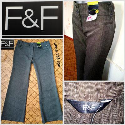 Класcические брюки oт f&f, р. xl