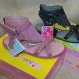 Кожаные сандали босоножки для девочки р.31-36 разные модели