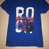 Футболка Lupilu, Primark на 116-128р. 6-7 лет пакет футболок