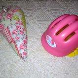 Велосипедный шлем для беби Борна