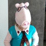 Прокат Свинки,хрюшки свинка Пеппа папа Свин поросенка свинки Киев