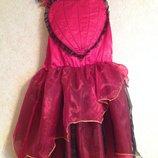 платье фирменное Love от Marks&Spencer на 7-8 лет