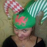 Карнавальная шапка Шута взрослая.