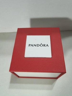 Подарочная коробочка с логотипом Pandora для наручных часов и браслетов