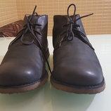Оригинальные демисезонные мужские ботинки ugg