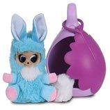 Игрушка меховой младенец Адеро, со спальным коконом Royal Pod Bush baby world арт.93612