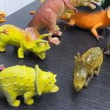 фигурка динозавр набор коллекция динозавров 11 шт
