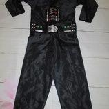 Карнавальный костюм дарт вейдер star wars на новый год.Продажа