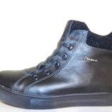 Подростковые зимние ботинки 37-39 р.
