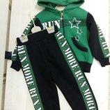 Теплий спортивний костюм для хлопчиків 3-4-5-6т