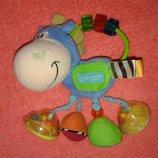 Погремушка пони Playgro