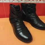 П/сапожки, ботинки деми р. 37 4 Footglove M&S натуральная кожа,