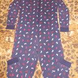 Пижама слип кигуруми комбинезон размер S-М