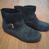Полусапожки ботинки демисезон женские Centrshoes Центробувь 36 р.