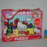 Фирменный великолепный пазл Хэлло Китти Hello Kitty для самых маленьких на 45 деталей