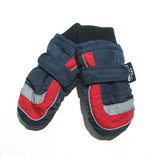 Теплые не промокаемые рукавицы для мальчика 6-12 мес