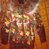 Интересная куртка