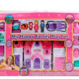 Кукольный домик Window Box 88009 My Happy Family