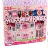 Кукольный домик Window Box 8125 My Family