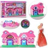 Кукольный домик Window Box 666-672F-1