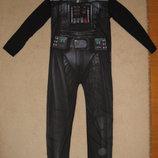 костюм звездные воины Дарт Вейдер star wars Darth Vader, Нидерланды, 6-7л
