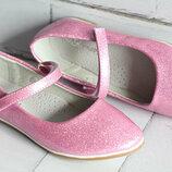Нарядные туфли. размеры 26-31