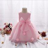 Нарядное платье р. 70-100