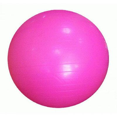 Мяч для фитнеса без коробки 65 см 0382 Малиновый