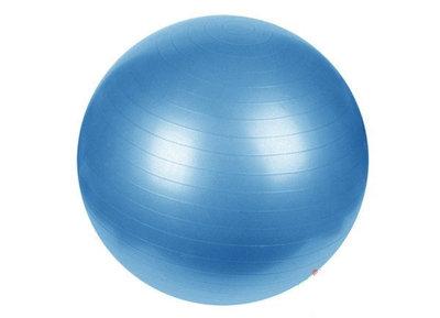 Мяч для фитнеса без коробки 65 см 0382 Голубой