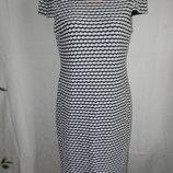 Красивое трикотажное платье Marks & Spencer