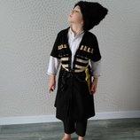 Прокат Детский костюм Грузин Джигита грузина, грузіна новогодние,на утренник