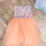 Шикарное платье для девочек