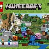 LEGO The Iron Golem Конструктор Лего 21123 железный голем