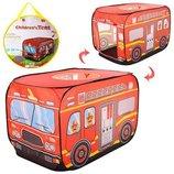 Детская палатка Автобус M 3752