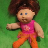 Кукла.капустка.лялька.куколка.лялечка.мягкая игрушка.мягка іграшка.Cabbage.Jakks Pacific