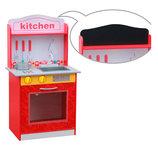 Детская кухня дерево Metr MD 1207с