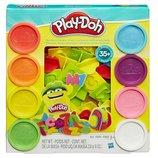 Набор Play-Doh Numbers, Letters, N´ Fun - буквы и цифры, оригинал из Америки