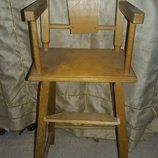 Деревянный стул для куклы.Бельгия