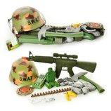 Детский игровой набор Limo toy 66686 S.W.A.T.