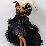 Набор одежды в стиле Хеллоуин для куклы Блайз, Пуллип, Айси. Одежда Halloween для Pullip, ICY и Blyt